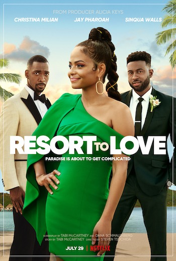 Resort to Love (2021) Subtitles