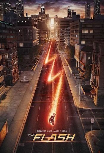 The Flash Season 7 Episode 16 [P.O.W.]