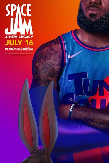 Space Jam: A New Legacy (2021) Dual Audio Hindi Full Movie