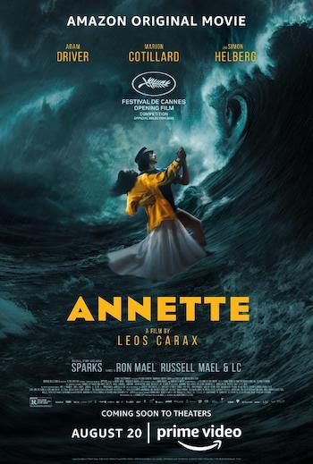 Annette (2021) Spanish Subtitles