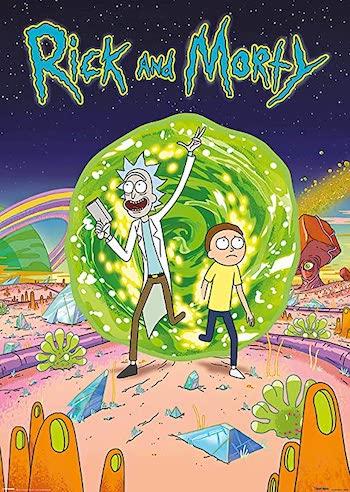 Rick and Morty Season 5 Episode 8 (S05E08) Subtitles