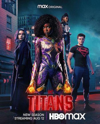 Titans Season 3 Episode 2 (S03E02) Subtitles