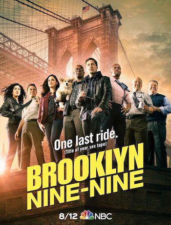 Brooklyn Nine-Nine Season 8 Episode 1 (S08E01) Subtitles