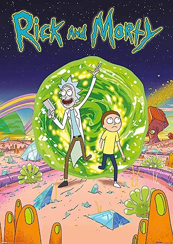 Rick and Morty Season 5 Episode 9 (S05E09) Subtitles