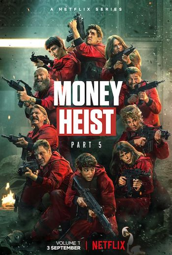 Money Heist Season 5 (S05) English Subtitles