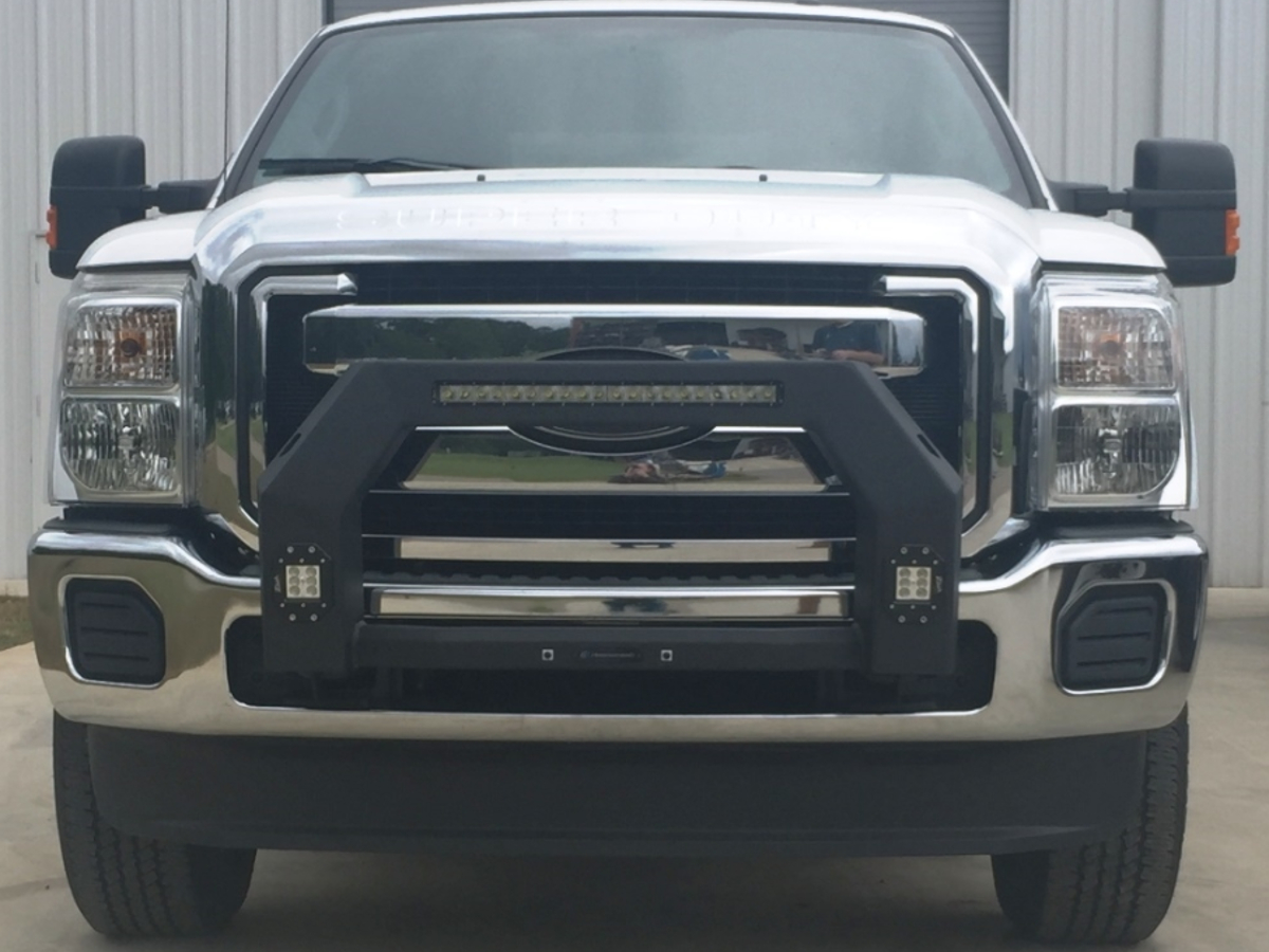 2011 250 Ford Grille F