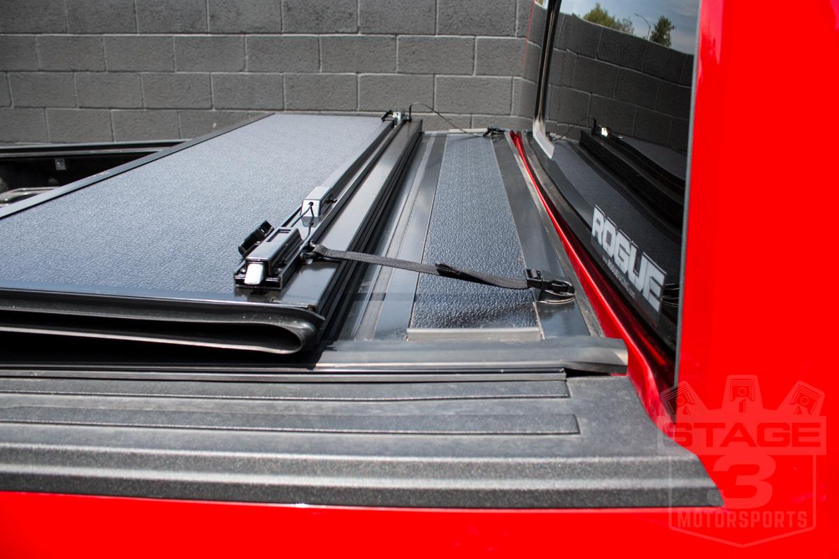 2015 2018 F150 6 6ft Bed Bakflip F1 Hard Folding Tonneau