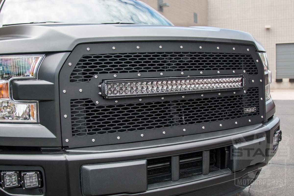 2015 2017 F150 Rigid Industries RDS Series Off Road LED