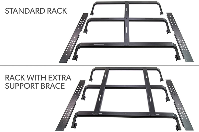 Rci Universal 12 Tall Bed Rack Universalbedrack