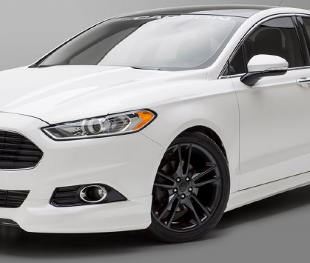 2013 2016 Ford Fusion Performance Parts