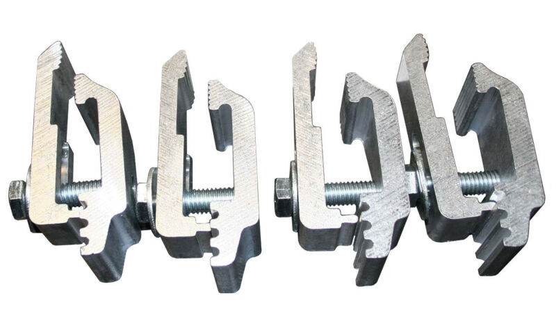 F150 Truxedo Tonneaumate Tool Box Clamp Kit 1117457