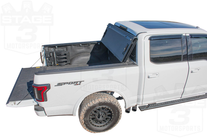2015 2020 F150 5 5ft Bed Bakflip Mx4 Hard Folding Tonneau