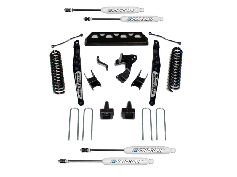 F250 Amp F350 6 7l Pro Comp 6 Stage 2 Lift Kit W