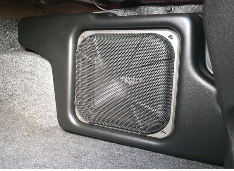 2005 2014 Mustang Kicker VSS PowerStage Powered Subwoofer