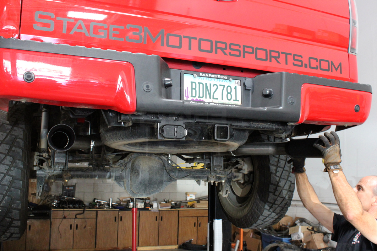 flowmaster outlaw cat back exhaust kit