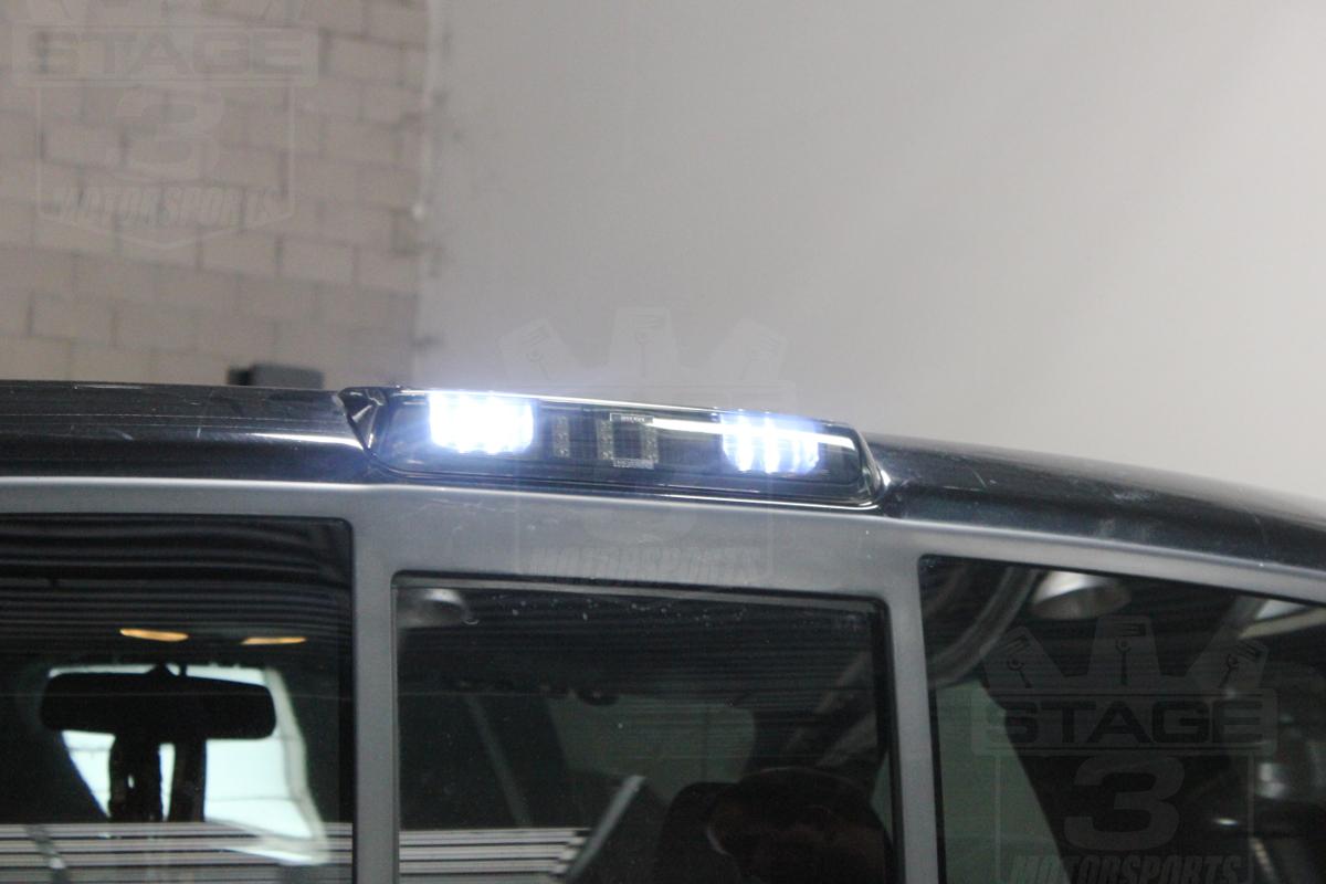 Ford F250 Led Light Bar
