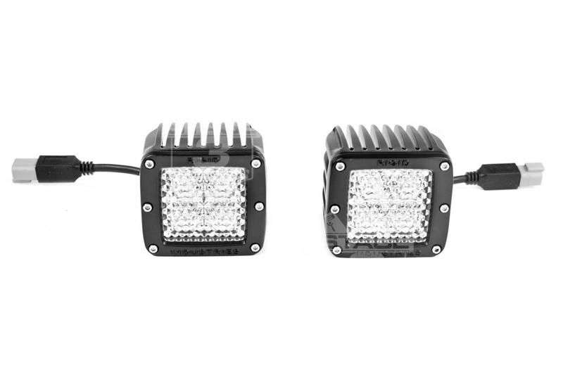 Rigid Industries D2 Led Light