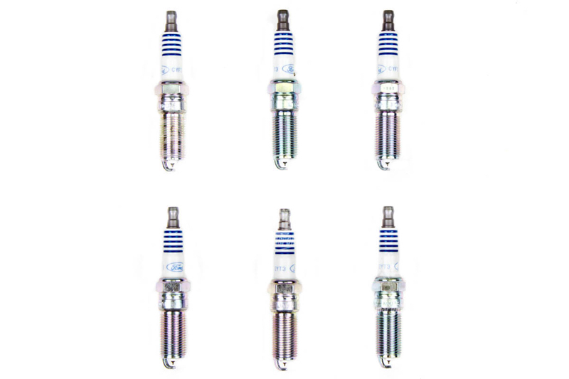 F150 Ecoboost Ford Motorcraft Iridium Spark Plugs Sp 534