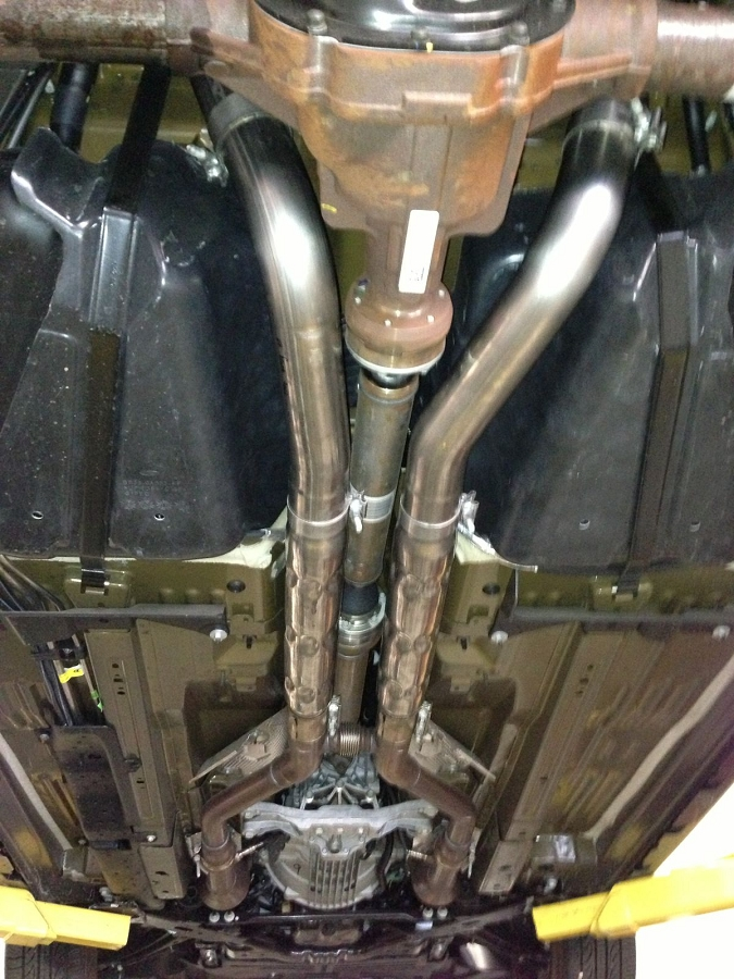 2011 2014 mustang gt gt500 stainless works 3 cat back exhaust m12cb3
