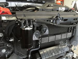 20112014 F150 EcoBoost 35L Oil Catch Cans