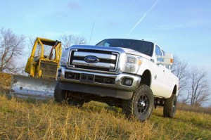 20112016 F250 & F350 4WD (with Top Overload Springs) Zone Offroad 6