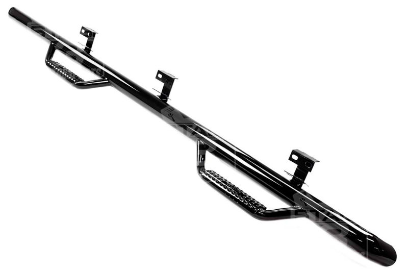 Install Guide N Fab Nerf Bar Steps On Our F150 5 0l