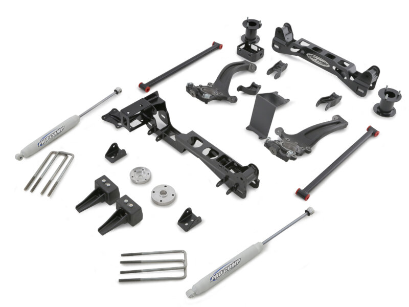 F150 2wd Pro Comp Complete Basic 6 Suspension Lift Kit K B