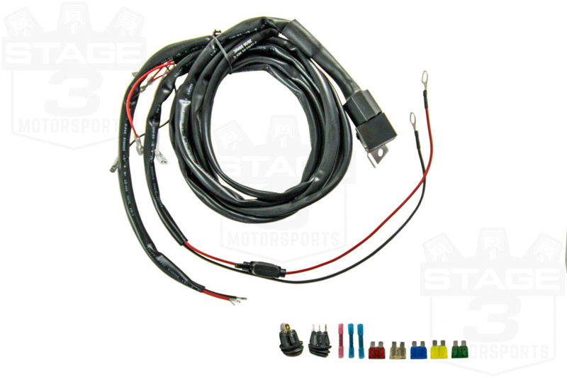 Rigid Industries Radiance Multi Trigger Wiring Harness