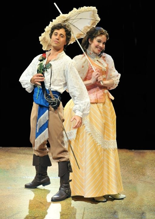 Chicago Theater Review PIRATES OF PENZANCE Marriott