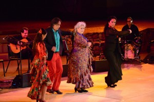 "Tony Frankel's Stage and Cinema LA Dance Review of the Fountain Theatre's ""Forever Flamenco! at the Ford."""