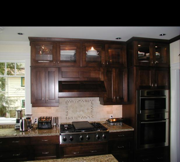 Black Walnut Kitchen Cabinets Home Furniture Design