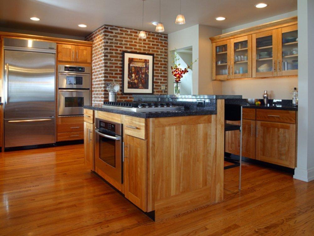 What Color Furniture Goes Light Hardwood Floors