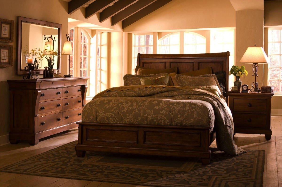 Solid Wood Queen Bedroom Sets