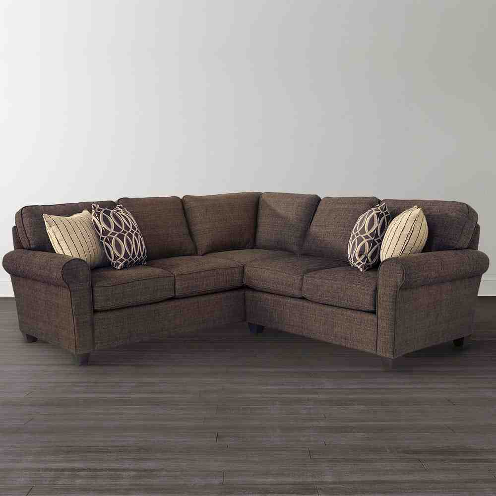 Shaped Sectional Couch L