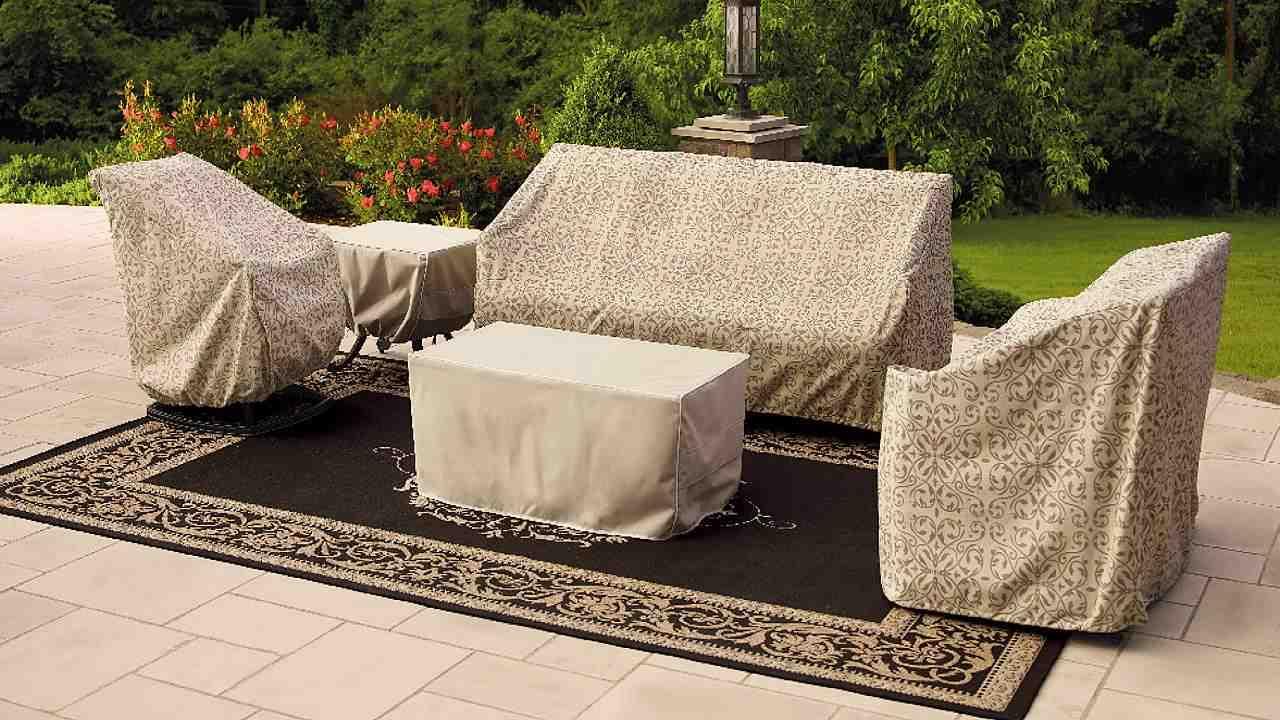 waterproof outdoor patio furniture