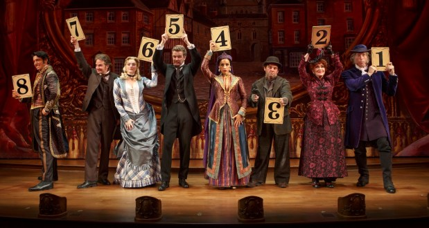 The Mystery of Edwin DroodStudio 54