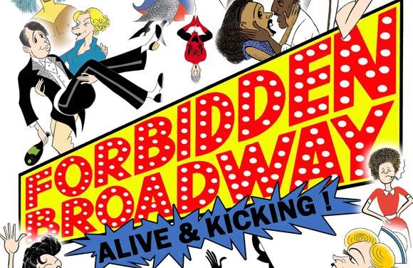 forbidden-broadway album release