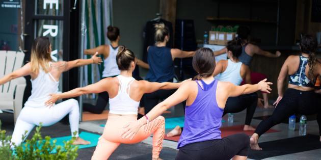 yogastretch