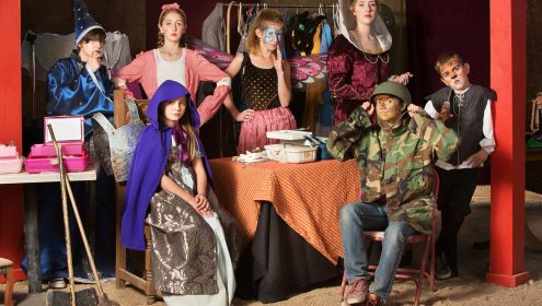 Teaching Status to Teens
