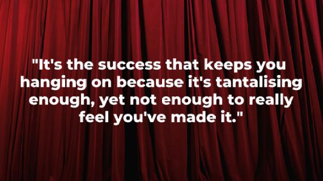 acting advice