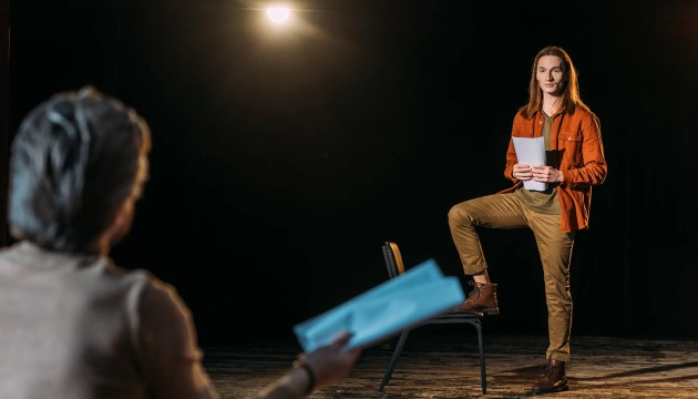 acting auditioning