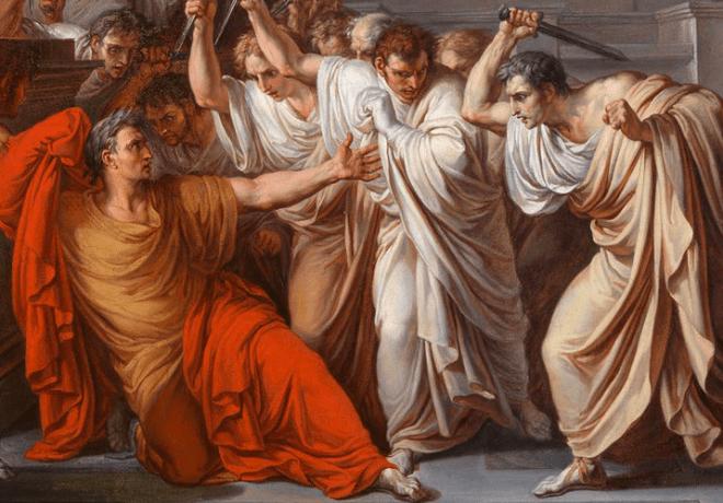 Julius Caesar Monologue Act 1 Scene 2