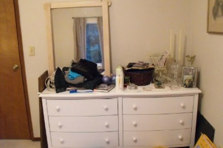 Declutter Your Home Cluttered dresser interior design pictures