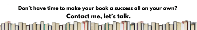 How to Choose and Maximize the Date You Launch a Book
