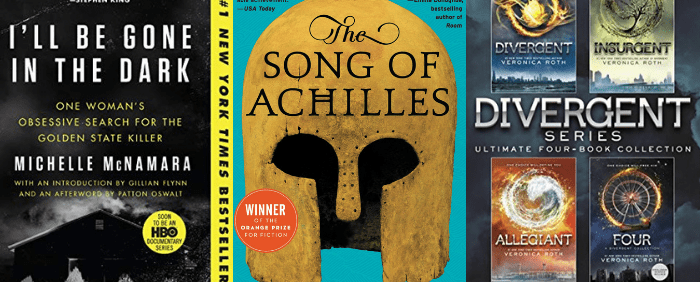 Book Riot's Deals of the Day for August 16, 2021