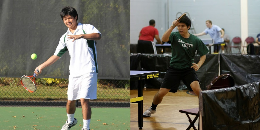 Bryan Song: Tennis to Table Tennis