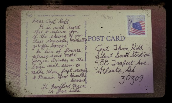 Postcard from the Past