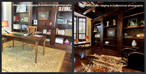 Home Staging Before And After Pictures