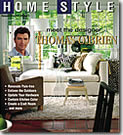 Debra Gould in HomeStyle Magazine