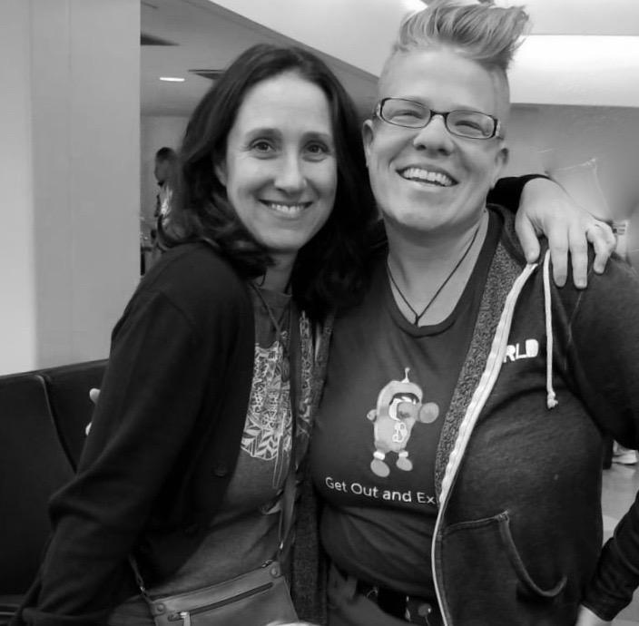 Melissa & Linnea - cofounders of Staging Journeys